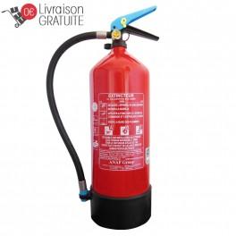 Extincteur à eau avec additif 6 litres Anaf FS6-JF