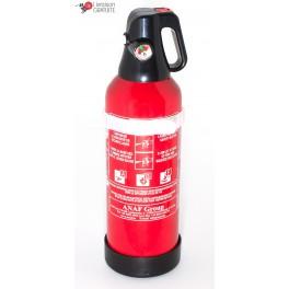 Extincteur à eau avec additif 2 Litres avec anse Anaf FS2-P