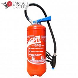 Extincteur à eau avec additif 6 Litres Eurofeu GSP006 EPA