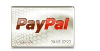 Paiement sécurisé par votre compte Paypal